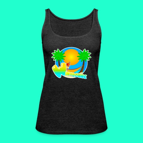 For The Summer - Women's Premium Tank Top