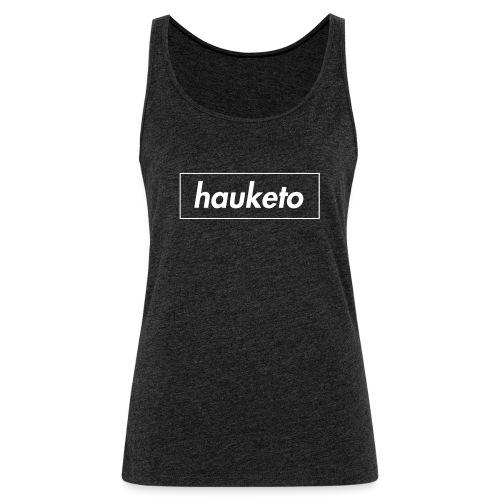 hauketo premium line - Premium singlet for kvinner