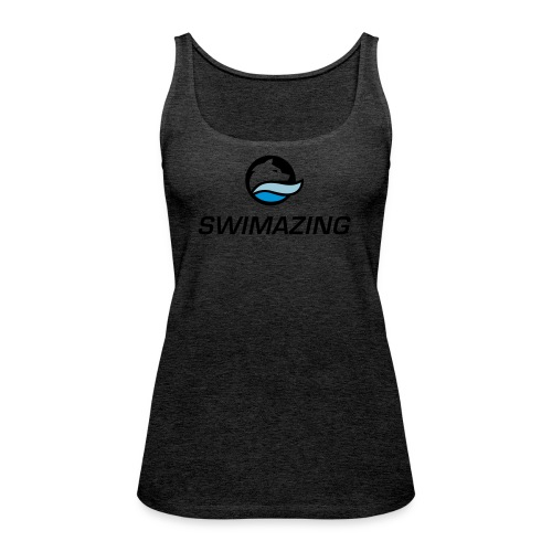 RZ Logo Swimazing 1 - Frauen Premium Tank Top