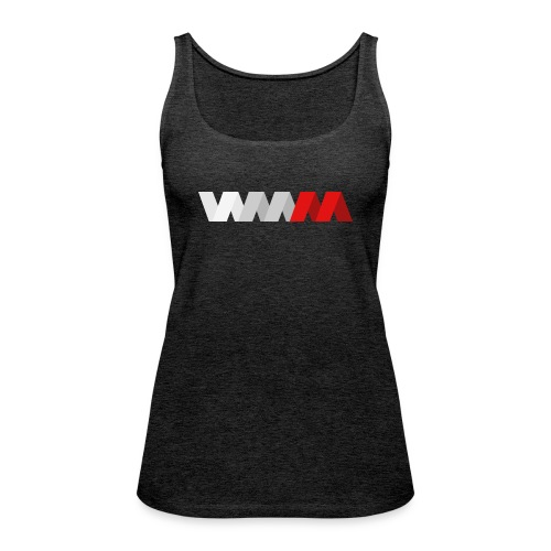 wmm - Women's Premium Tank Top