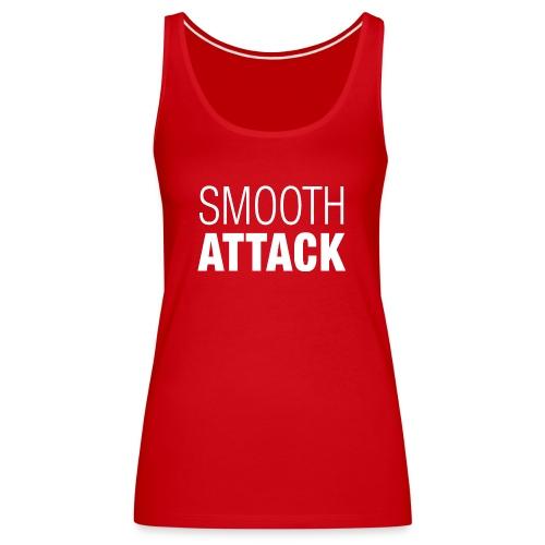 Smooth Attack neg png - Frauen Premium Tank Top