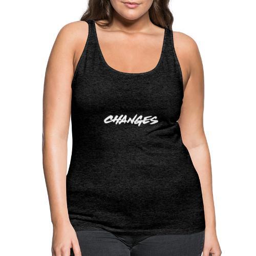 changes - Camiseta de tirantes premium mujer