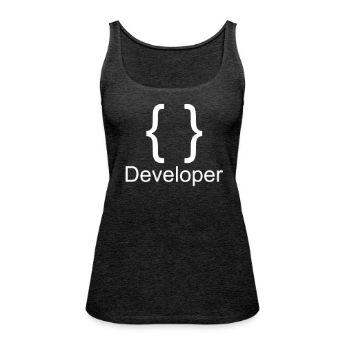 Developer - Frauen Premium Tank Top