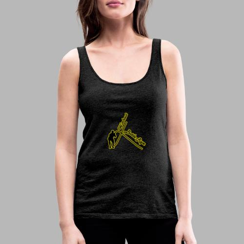 Battle Rope Workout - Frauen Premium Tank Top
