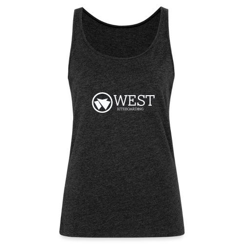 West Kiteboarding - Frauen Premium Tank Top