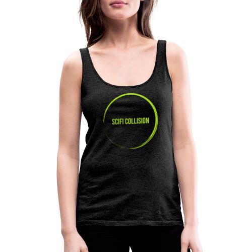 Lime Green SC Logo - Women's Premium Tank Top
