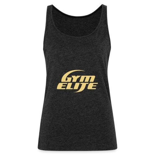 gym elite - Women's Premium Tank Top