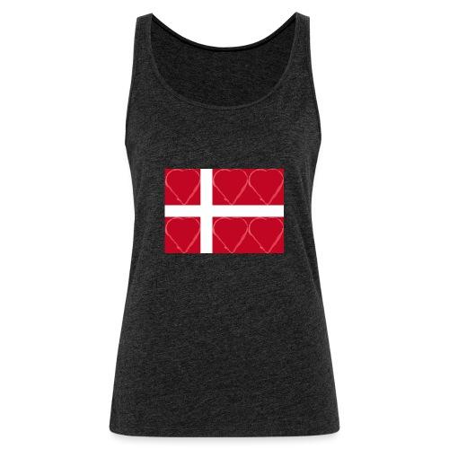 Dänemark 21.2 - Frauen Premium Tank Top