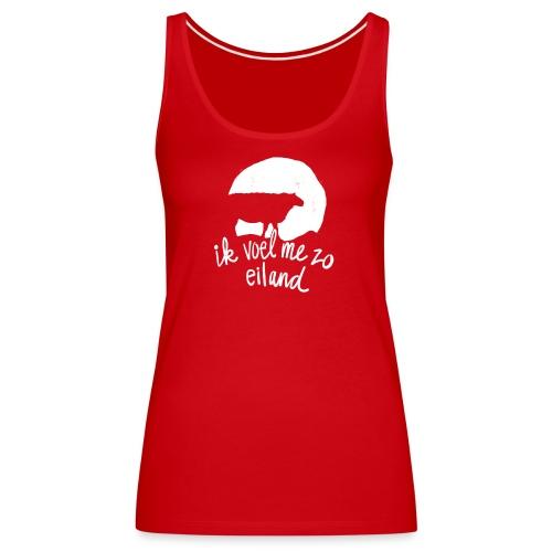 Eiland shirt - Vrouwen Premium tank top