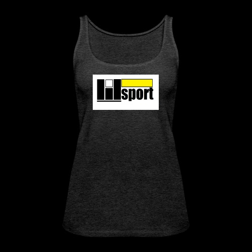 sports brand - Women's Premium Tank Top