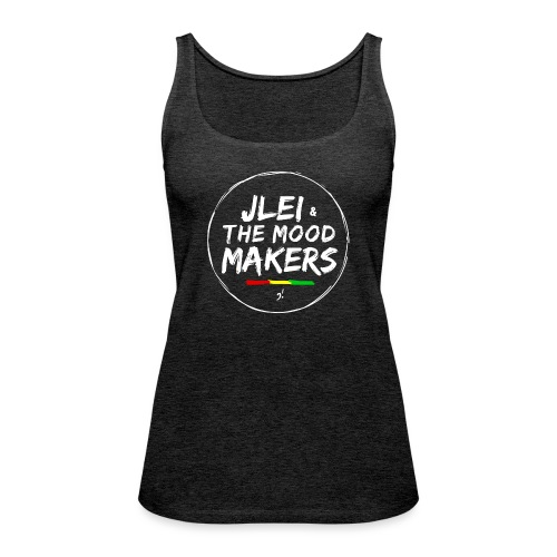 Jlei & The Mood Makers Bandlogo - Frauen Premium Tank Top