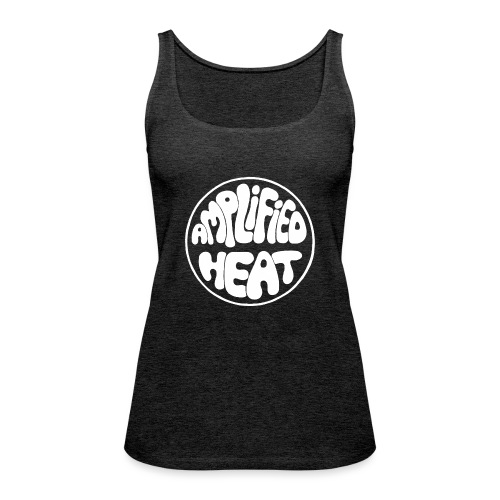 Amplogo white - Women's Premium Tank Top
