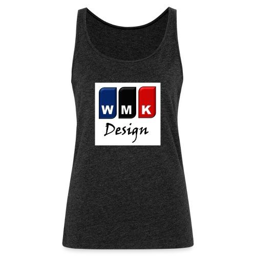 WMKDesign1 - Camiseta de tirantes premium mujer