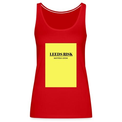 leeds risk - Women's Premium Tank Top