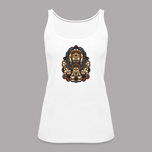 connected - Women's Premium Tank Top