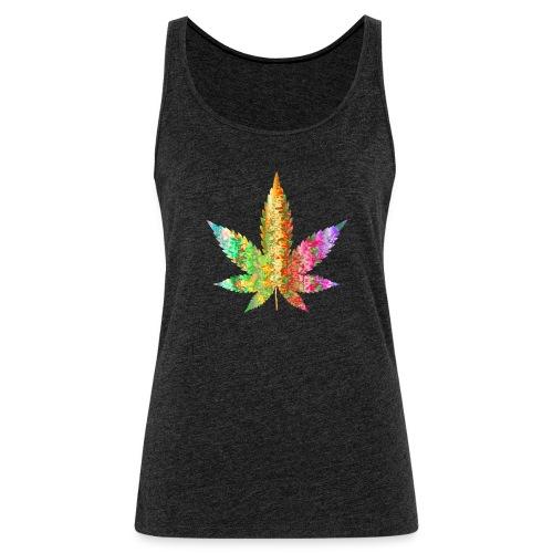 Cannabis - Frauen Premium Tank Top