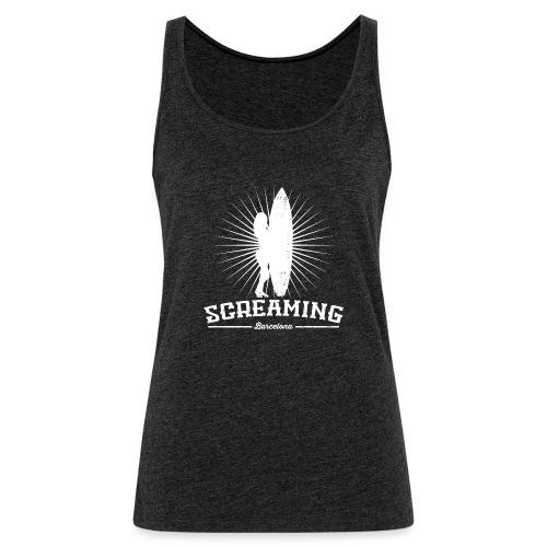 SURFER GIRL SWEATSHIRT - Camiseta de tirantes premium mujer