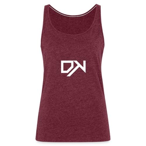 DewKee Logo Shirt Black - Women's Premium Tank Top