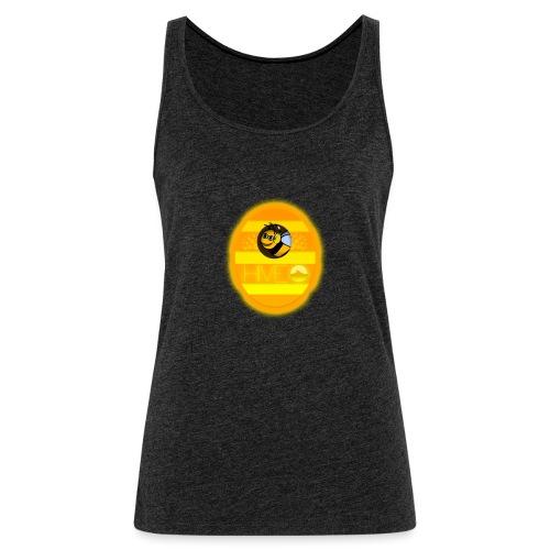 Herre T-Shirt - Med logo - Dame Premium tanktop