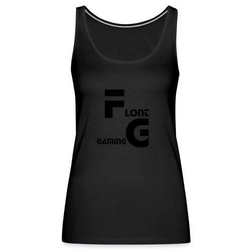 Flont Gaming merchandise - Vrouwen Premium tank top
