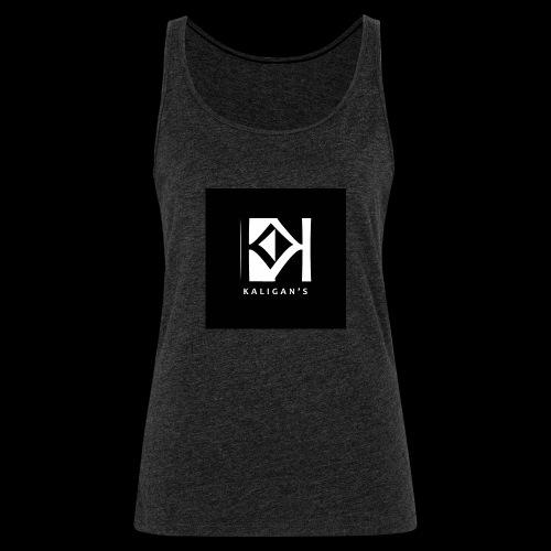 Kaligan`s cuadrado - Camiseta de tirantes premium mujer