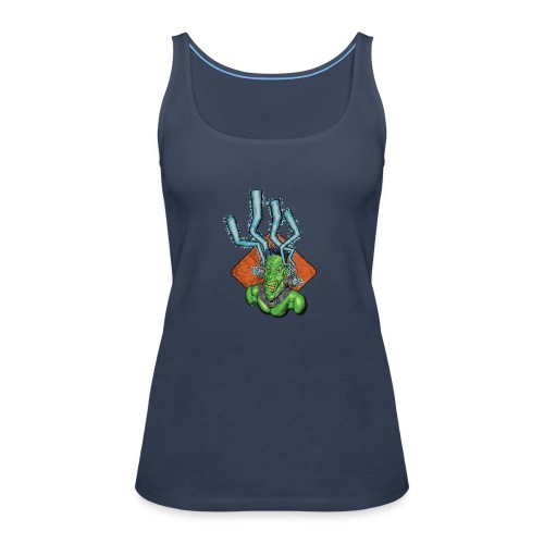 Frankie the monster - Women's Premium Tank Top