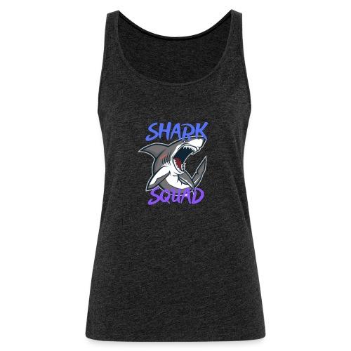 Shark Squad - PowerMEGAL0D0N - Débardeur Premium Femme