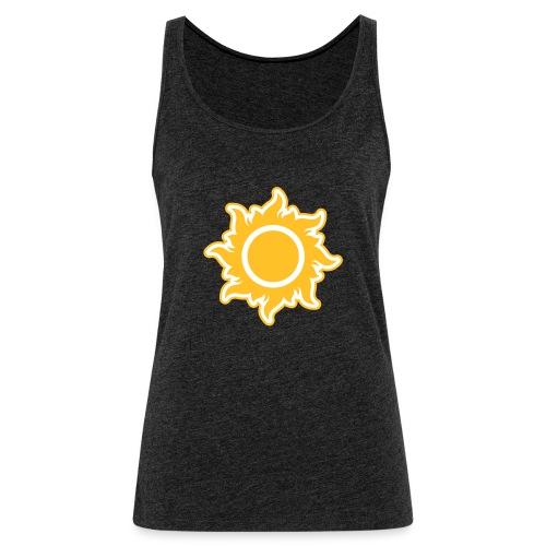 feurige Sonne sunshine Sommer summer Stern Star - Women's Premium Tank Top