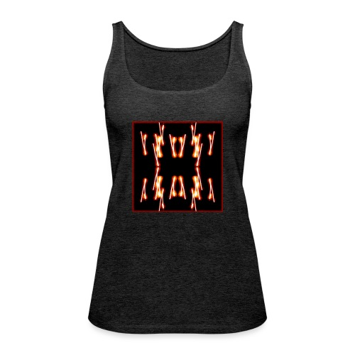 Lichtertanz #4 - Frauen Premium Tank Top