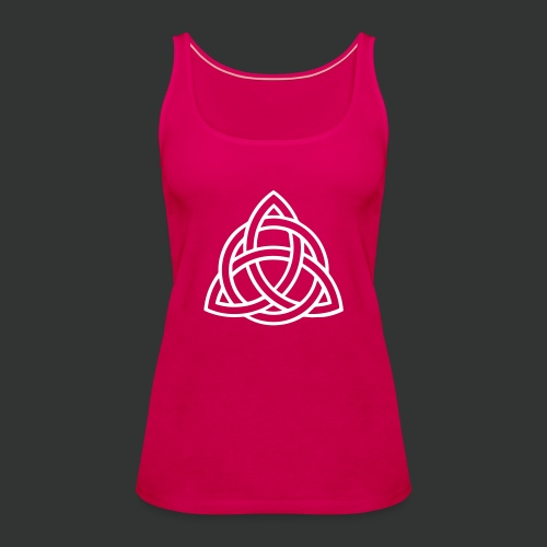 Celtic Knot — Celtic Circle - Women's Premium Tank Top