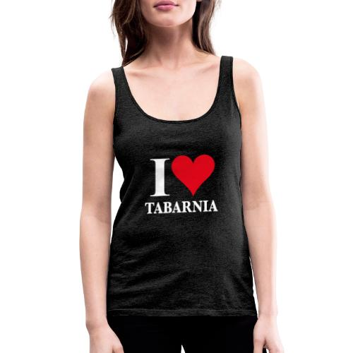 I love Tabarnia away from Catalan nationalism - Women's Premium Tank Top