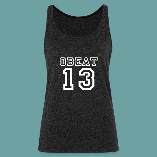 Obeat Limited Edition - Vrouwen Premium tank top