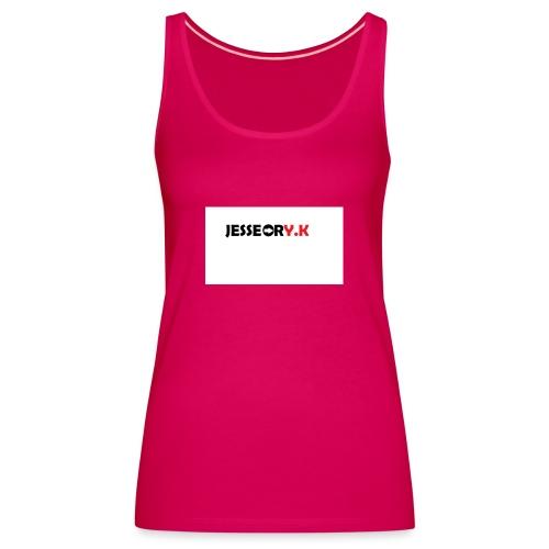 jESSEORY.K - Women's Premium Tank Top