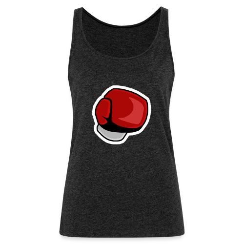 BANGI Punch Logo - Canotta premium da donna