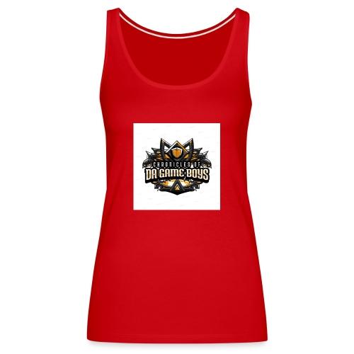 da game boys - Vrouwen Premium tank top