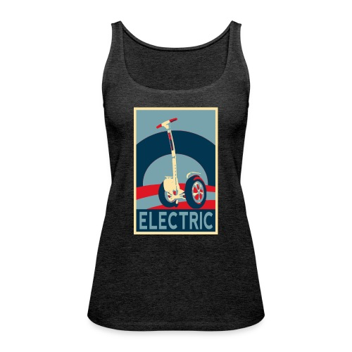 ELECTRIC - Camiseta de tirantes premium mujer