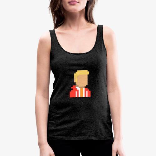 Logo Adriancastello5/Adcapo5 - Camiseta de tirantes premium mujer