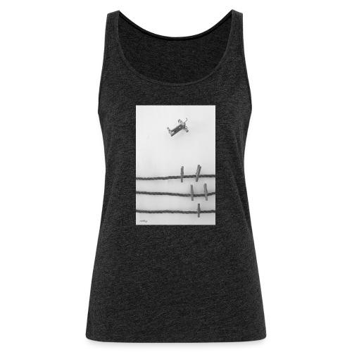 se tu mismo, by roothy - Camiseta de tirantes premium mujer