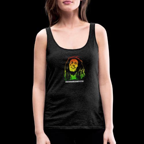 King of Reggae - Frauen Premium Tank Top