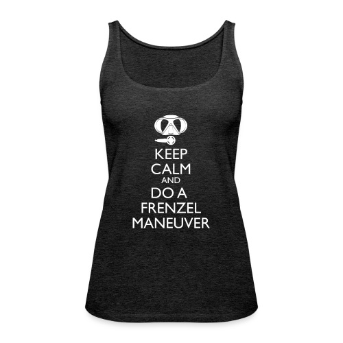 Keep calm and Frenzel - Frauen Premium Tank Top
