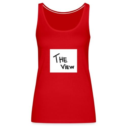 Untitled - Vrouwen Premium tank top