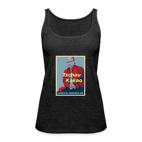 Ludger Winter Fan Foto 1 4 1 - Frauen Premium Tank Top