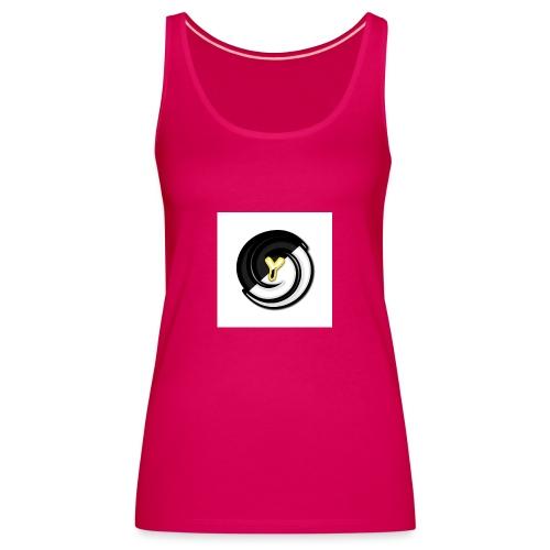 Lince980 - Camiseta de tirantes premium mujer