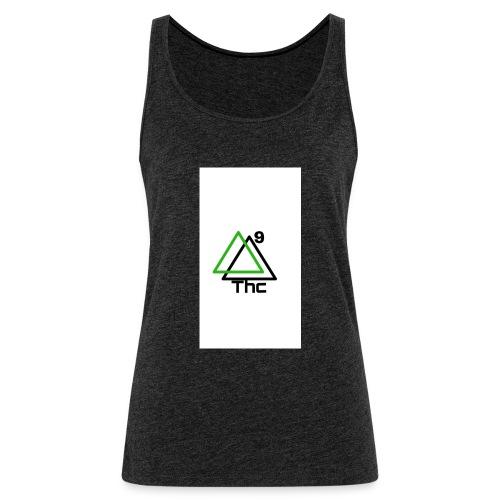 Delta 9 Thc Δ9-THC - Camiseta de tirantes premium mujer