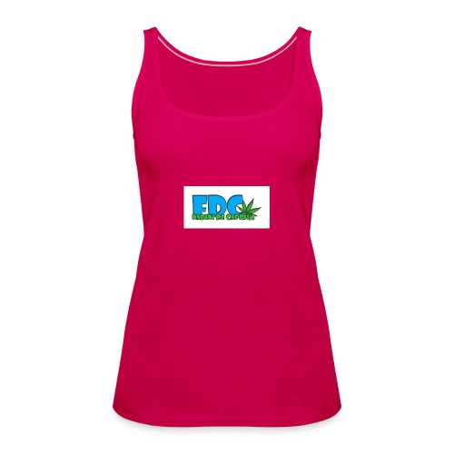 Logo_Fabini_camisetas-jpg - Camiseta de tirantes premium mujer