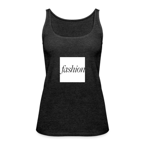 fashion - Vrouwen Premium tank top