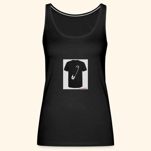 Camiseta Imperdible de roger - Camiseta de tirantes premium mujer