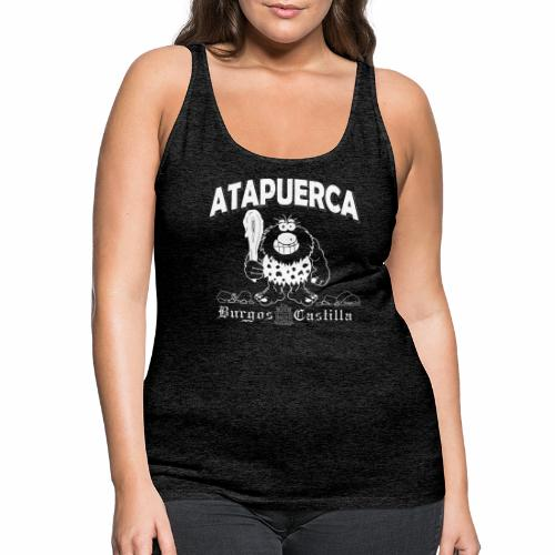 Dupi en Atapuerca - Camiseta de tirantes premium mujer