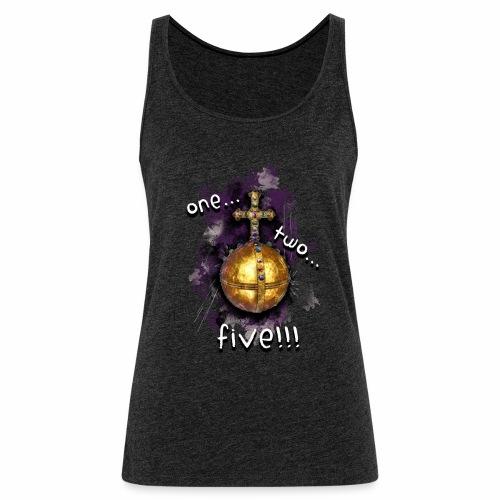 holy hand grenade of antioch - Camiseta de tirantes premium mujer
