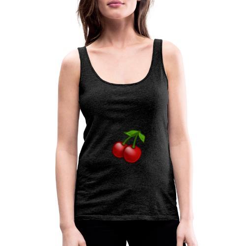 Kirschen Früchte Obst Geschenkidee - Frauen Premium Tank Top